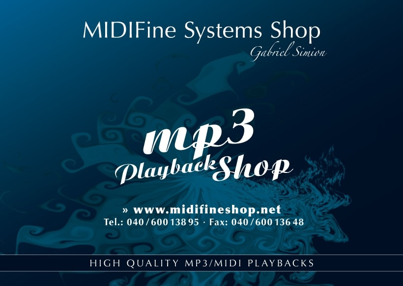 MIDIfine Systems