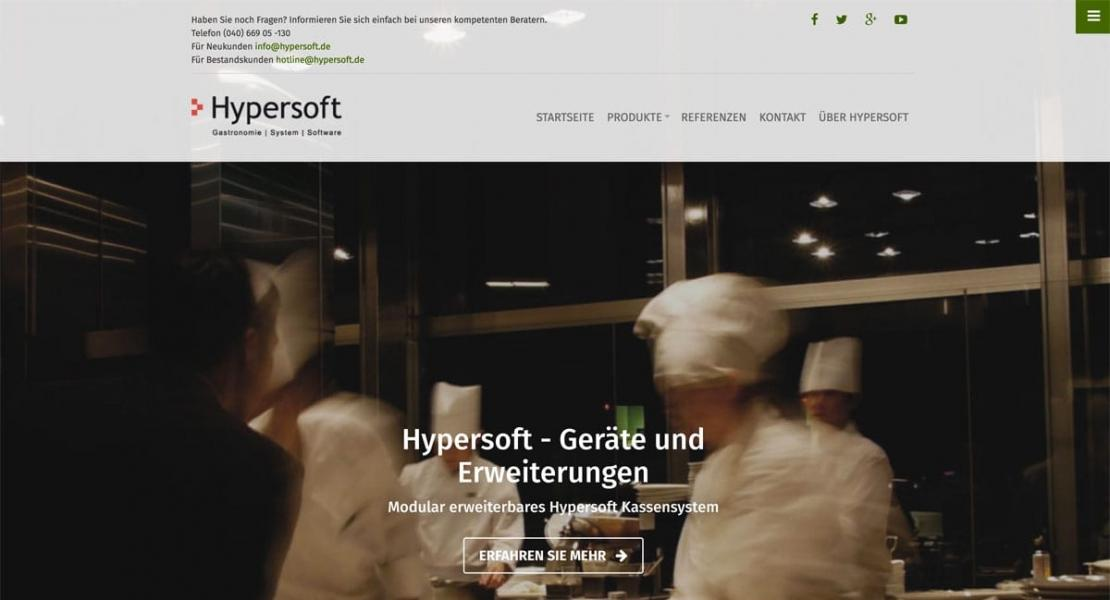 Hypersoft Clubsysteme Produkte 2016