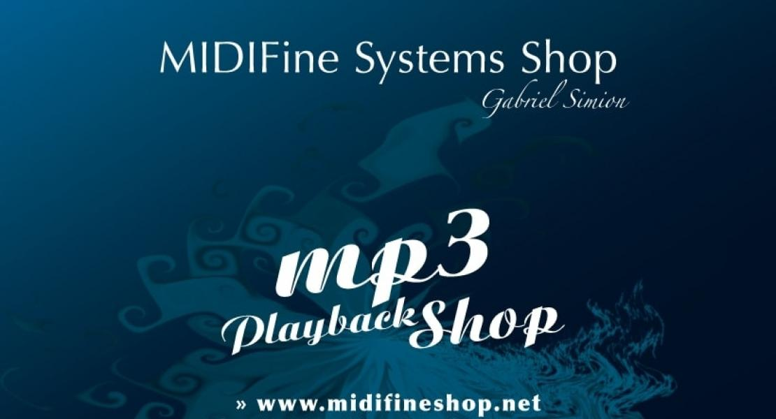 MIDIFine Karaoke Playback Shop